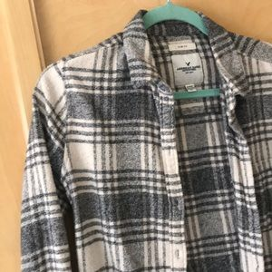 American Eagle Outfitters Tops - American eagle women's flannel